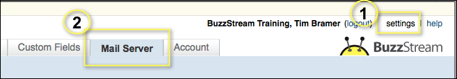 BuzzStream Setting up Email Outreach for Link Bulding, PR And Social Media
